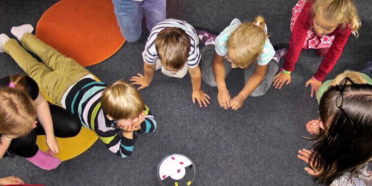 Colegio Santa Cristina | Oferta Educativa: Educación Infantil